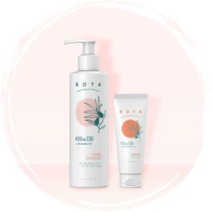 BOTA Hydration Pack: Nourishing All-Day Body Lotion & Age Defying Hand Lotion