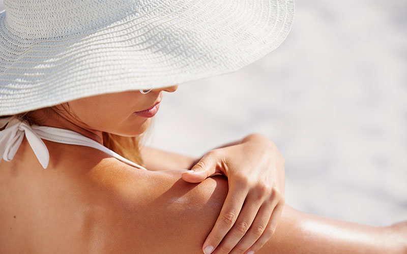 How to take care of your skin in the summer